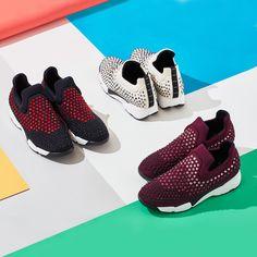 #ShineBabyShine Gem sneakers #FW15 #PINKO