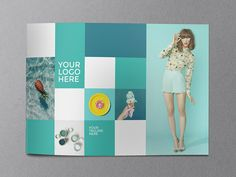 minimal brochure design 06