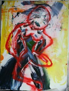 Kiddy Citny  davidcharlesfoxexpressionism.com #berlinwallpainter #berlinwall #kiddycitny #expressionistartist #expressionistpainter