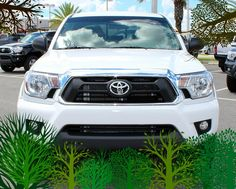 The 2015 Toyota Tacoma is our tip pick truck for all of your camping trips this year - find out why from Toyota of Orlando!   http://blog.toyotaoforlando.com/2015/02/take-orlando-toyota-camping-spring/