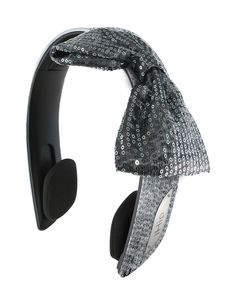 Glittery Snooki headphones - Celebrity-branded technology abominations