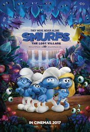 Smurfs: The Lost Village   ~~~~GOT TO BE THE BEST SMURF STORIES IN THE FRANCHISE!!!!  BRILLIANT ENSEMBLE VOICE WORK!!!