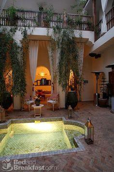 RiadCoq Fou/Riad Coq Berbère in Marrakech, Morocco