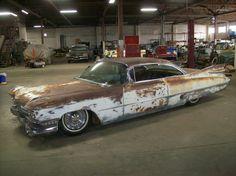 Patina '59 Cadillac                                                       …