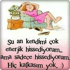 Sadece Hissediyorum www.sosyetikcadde.com ♡ #karikatür #komik #mizah #hayat #yaşam
