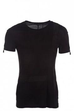 Delusion Sanction T-Shirt Black