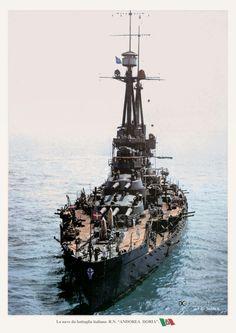 """RN """"Andrea Doria"""""""