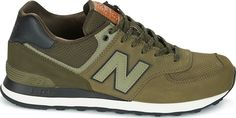 New Balance Men Classics 574 Triumph Green / Military Dark Triumph ML574GPD #NewBalance #VINTAGE
