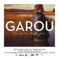 """Garou powraca z albumem """"Au milieu de ma vie""""! A już niebawem będzie okazja usłyszeć go także na żywo - w lutym 2014 odwiedzi Polskę w ramach trasy koncertowej promującej płytę :)"""