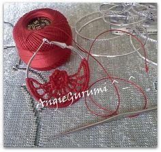 Amigurumi DIY by AngieGurumi: Crochet, Arracadas tejidas (Aretes). Free