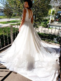 Come shop with us! Bridal Gowns, Wedding Gowns, Absolutely Stunning, Beautiful, Bridal Suite, A Line Gown, Chantilly Lace, Online Dress Shopping, Unique Dresses