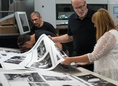 Binomio vincente Stati Uniti-Italia: la fotografia di qualità mondiale si stampa in Grafiche Damiani – Faenza Group