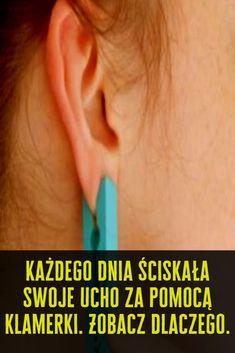 Czy wiesz, co się stanie po naciśnięciu swoje ucho za pomocą klamerki? Według refleksologii, naciskając pewne punkty w całym organizmie można wyeliminować bóle w różnych częściach ciała. Ucho jest bardzo interesujący punktem, ponieważ zawiera wiele zakończeń nerwowych Dna, Macrame, Health, Gout
