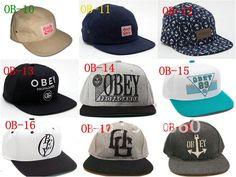1pcs lot Wholesale Hot Sale Obey Snapback Baseball caps hats one fits all  smaple order on AliExpress.com.  8.88 4e6b22c798bd