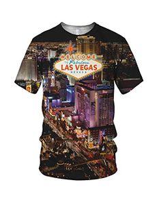 Las Vegas City Lights Men's Fashion T Shirt, White, L alloverprint.it http://www.amazon.co.uk/dp/B00MPSDN86/ref=cm_sw_r_pi_dp_tGLPvb1A3616E