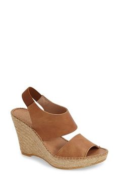 André Assous 'Reese' Wedge Sandal ...