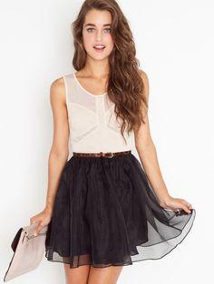 Fancy - Nina Silk Dress