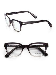 Saks Fifth Avenue | Plastic Optical Frames #saks #plastic #frames