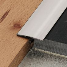 Door Bars & Flooring Transitions | Amazing Prices for Door Bars & Flooring Transitions to Buy Online | Pro Tiler Tools Door Bar, Tile Trim, Types Of Flooring, Brushed Stainless Steel, How To Dry Basil, Brass, House Ideas, Dining Room, Hardware