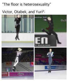 The floor is heterosexuality 1/2