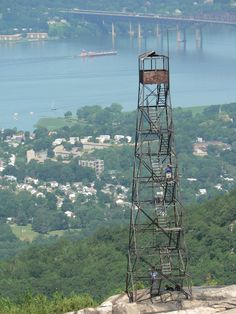 Mount Beacon Fire Tower was built in 1931