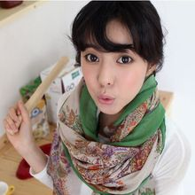 Cheap shawl scarf woman, Buy Quality scarf wrap directly from China voile scarf Suppliers: Retro Style Women Printed Voile Scarf Shawl Beach Long Scarf Wrap Large Shawl Scarves Women Accessories Female Gifts Pashmina Scarf, Wool Scarf, Large Scarf, Lightweight Scarf, Floral Scarf, Scarf Styles, Adulting, Womens Scarves, Retro Fashion