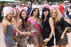 Disney Bachelorette Party. This would actually be awesome if you went during the wine festival in October.