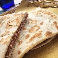 The best #streetfood of #Romagna: #piadina! - Instagram by artimmagine75