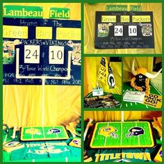 1000 Images About Greenbay Party On Pinterest Green Bay