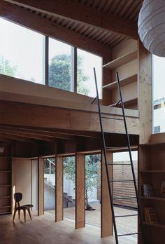 Tree House by Mount Fuji Architects Studio #architecture #wood