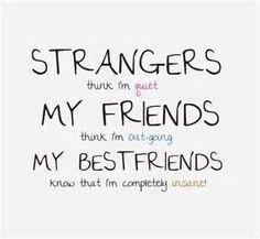 hysterically funny quotes about friendship
