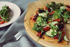Pizza z batata - pyszna i tylko z dwóch prostych składników! | LifeManagerka.pl | Blog lifestylowy o zdrowym stylu życia