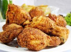 """Guyanese """"Chicken in de Ruff'"""