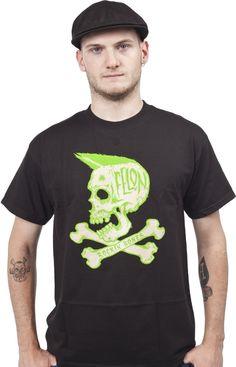 Felon - Rockin' Bones Tee