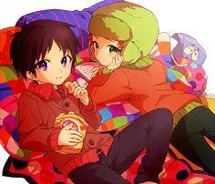 A bunch of fanart I've found that I wanted to share. South Park Anime, South Park Fanart, Yuri, Stan South Park, Canon Ship, Kyle Broflovski, Stan Marsh, Park Art, Adult Cartoons