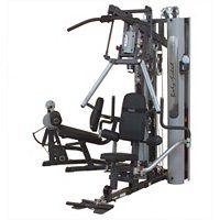 Body-Solid Bi-Angular Space Home Gym ShopNBC.com