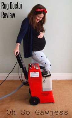 Oh So Gawjess: Do Rug Doctor Carpet Cleaners Really Work?