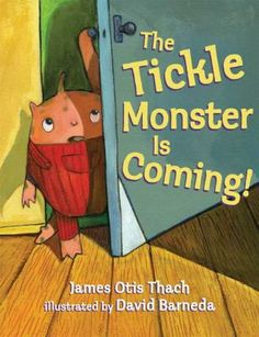 Beware the frightful tickle monster! This silly, atmospheric bedtime story is one part wriggly anticipation, two parts fun as a little monster gets ready for bed--all the while dreading the arrival of the infamous Tickle Monster. Vancouver City, North Vancouver, City Library, Library Books, Kid Books, David, Monster Party, Little Monsters, Bedtime Stories
