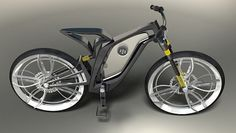 Blackberry City Bike concept will make bicycling fashionable