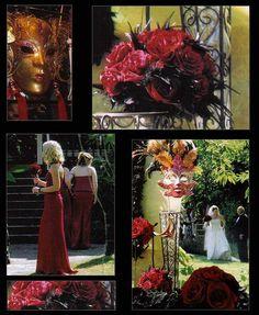 Masquerade Decorations, Masquerade Theme, Masquerade Wedding, Halloween Masquerade, Masquerade Ball, Wedding Themes, Wedding Designs, Wedding Colors, Wedding Flowers
