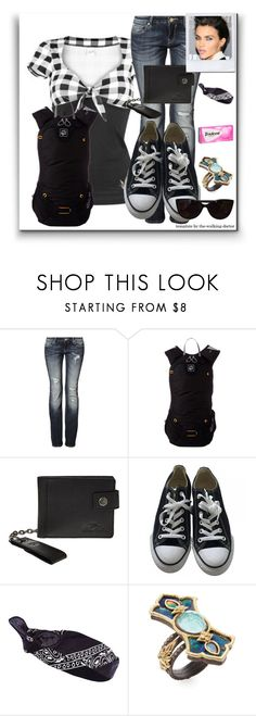 """""""Running Long Enough"""" by the-walking-doctor on Polyvore featuring Fracomina, Jack Wolfskin, Converse, River Island, Armenta and Tiffany & Co."""