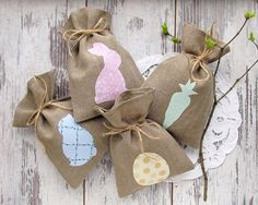 Simple easter gifts from target one spot all things target 4 personalized easter bags easter gift bags by vasilinkastore negle Choice Image