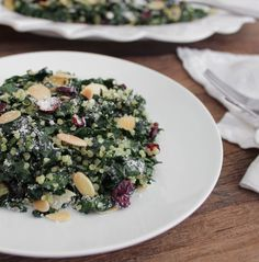 Kale kind of sucks. I'm aware of the inflammatory nature of the previous statement, but I like to keep it as real as possible on this blog. Trust me, no one is more upset than I am that I haven't  Read on! →