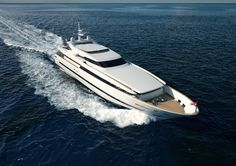 Akhir 42S Is The Latest Stunner from Cantieri di Pisa