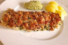 Fisch mit Knusperkruste (Rezept mit Bild) von Hasi1973 | Chefkoch.de