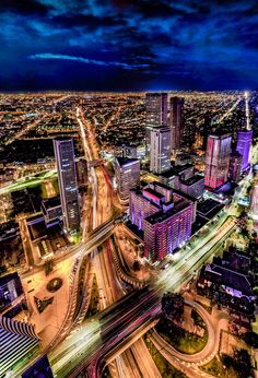 Bogota from above. Visit Colombia, Beach Scenery, City Sky, Sky View, South America Travel, Night City, Travel Aesthetic, Urban Landscape, Aerial Photography