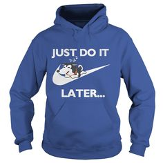 Husky just do it later