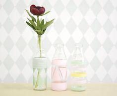 Diy Planters, Bloom, Vase, Decor, Pastel Colors, Creative Crafts, Flowers, Decoration, Vases