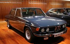 BMW E3 Luxusklasse - Classic Bimmers.nl