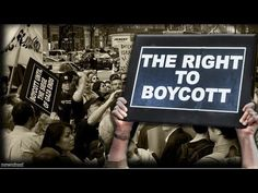 Banning Boycotts: Un-American & Unconstitutional